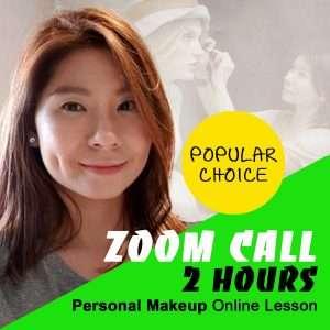 Personal Makeup Online Lesson