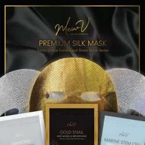 Mein-V Salon Grade Premium Silk Mask