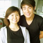 Adam Chen and Fionna Lau