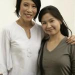 Actress Tan Kheng Hwa
