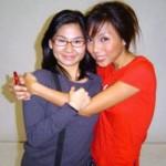 DJ Jean Danker and Fionna Lau