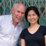 Steve McCurry and Fionna Lau