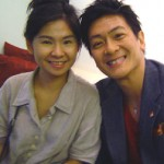 Dick Lee and Fionna Lau