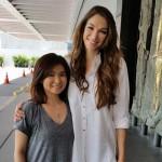 Mind Magician Katherine Mills and Fionna Lau